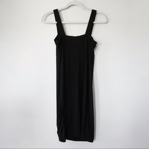 H&M Dresses - H&M | Sexy Black Zip Up Dress LBD